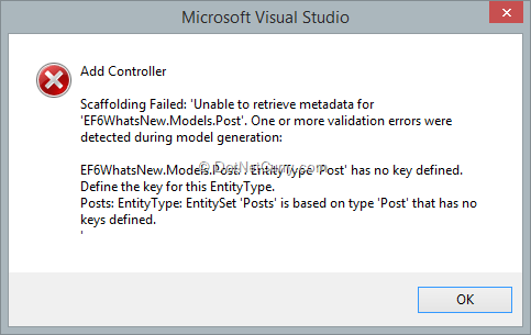 entity-framework-scaffold-error
