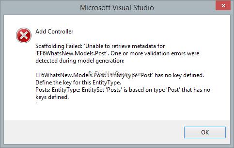 entity-framework-scaffold-error