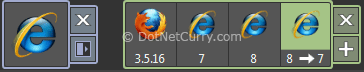 Superpreview browser icons