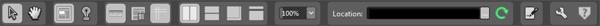Superpreview Toolbar