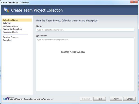 Environment Setup for Microsoft Test Manager (MTM) using TFS