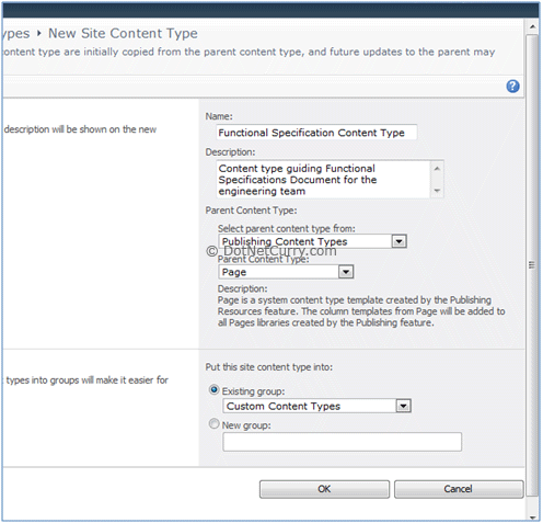 SharePoint – Creating Page Layouts for Custom Content Types ...