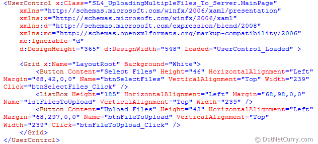 silverlight-xaml-upload-files