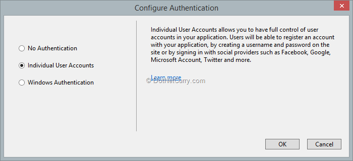 authentication-options
