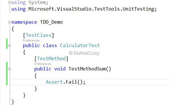tdd-attributes