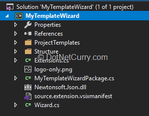 visual-studio-extension-project