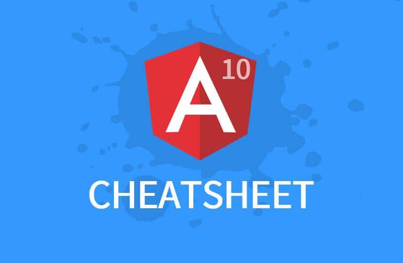 angular-10-cheetsheet