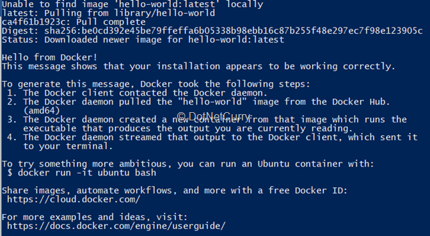 docker-hello-world