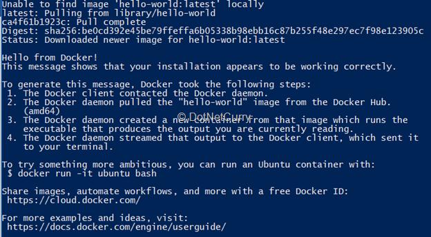 Deploying Angular apps to Azure using Docker | DotNetCurry