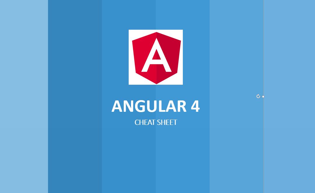 angular4-cheatsheet