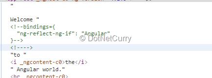 Angular 4 Development Cheat Sheet | DotNetCurry