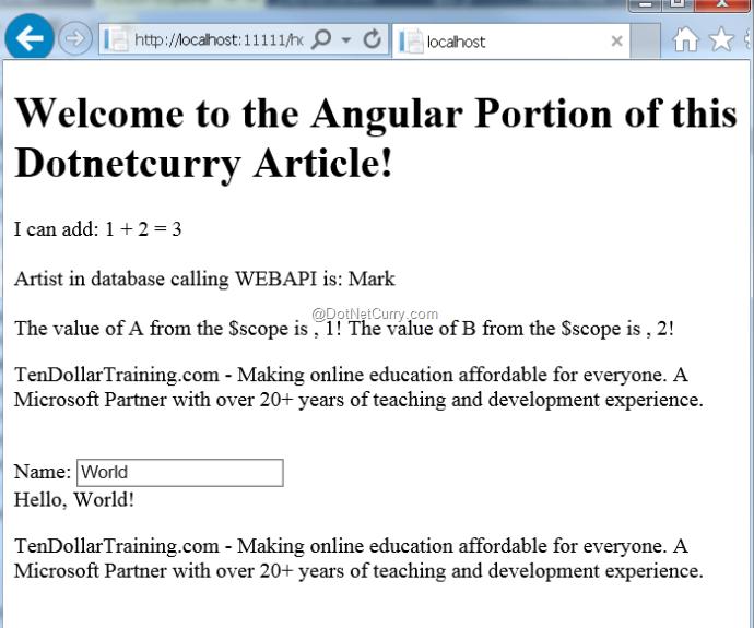 angular-result