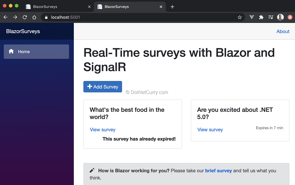 aspnetcore-blazor-survey-expiration-time