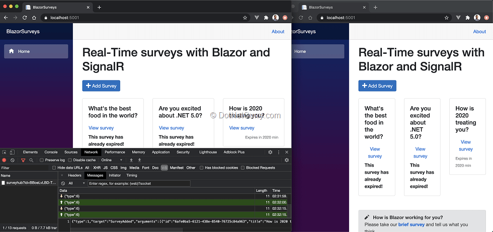 new-survey-real-time