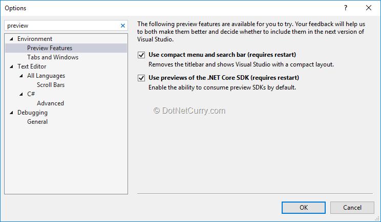 dotnet-core-sdk-features