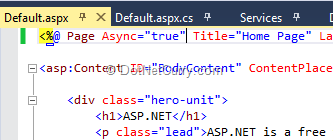 page-async-attribute