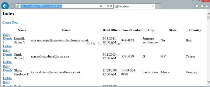 sample-data-barebones