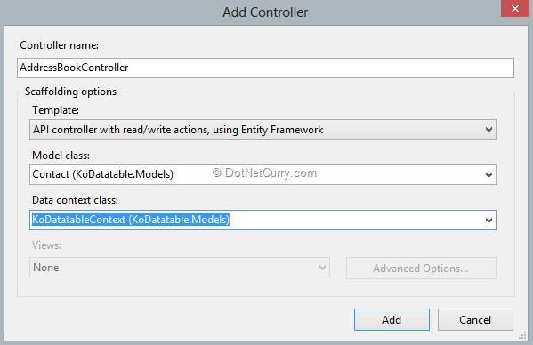 scaffold-addressbook-controller