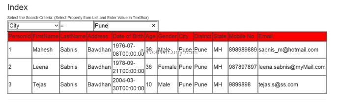 mvc-datasearch