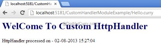 custom-http-handler