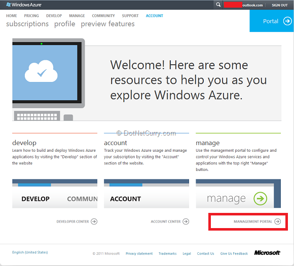 azure-sign-up-complete