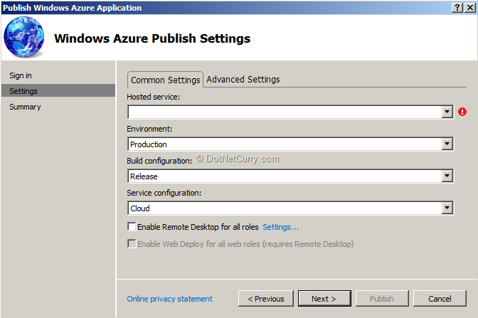 axure-publish-settings