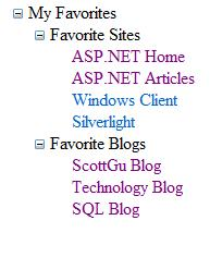 ASP.NET TreeView and SiteMap : 5 Common Tips | DotNetCurry