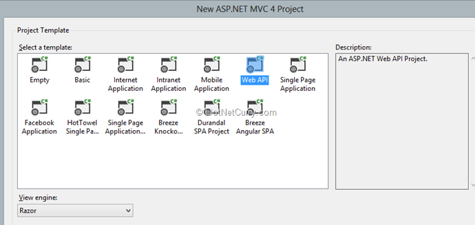 Simple Databinding and Templating using Knockout and ASP.NET Web API ...