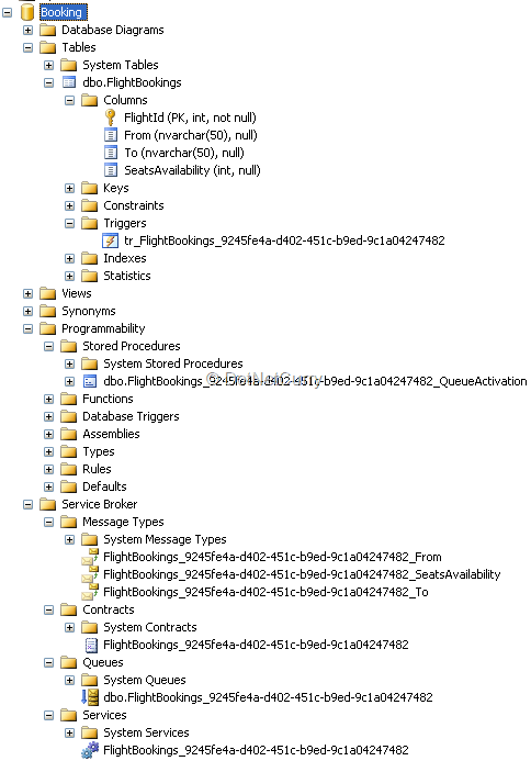 database-structure