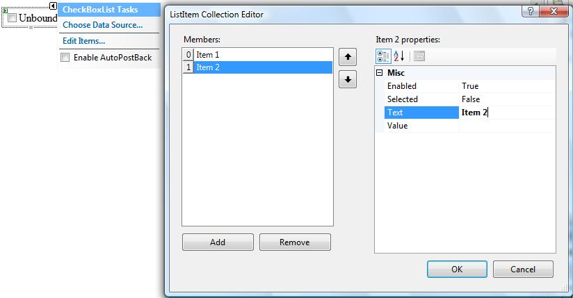 Check/Uncheck all items in a CheckBoxList using ASP NET and