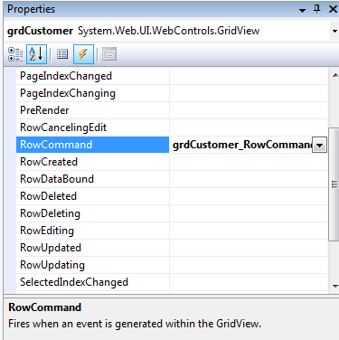 Using DataKeyNames in the ASP NET GridView control | DotNetCurry