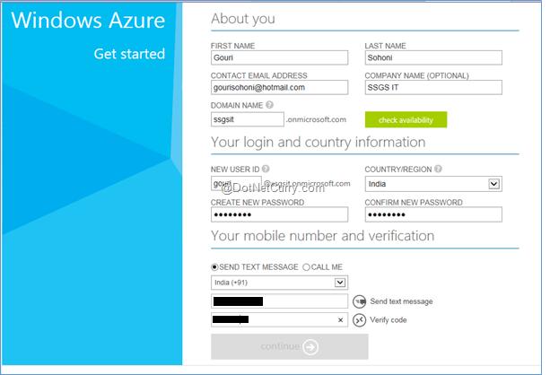 azure-portal-org-details