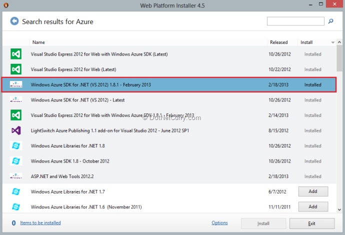 Upload Multiple Files to Azure Storage and Manage them from