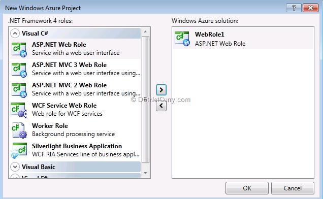 select-web-role