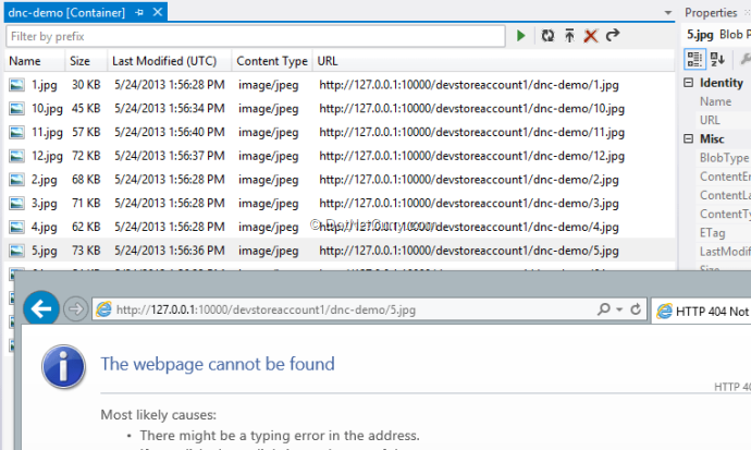 azure-storage-default-access-denied
