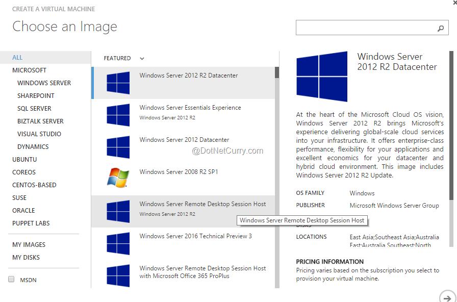 Run Desktop applications in the Cloud using Azure Remote