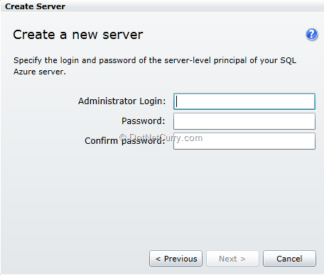 i3-specify-credentials