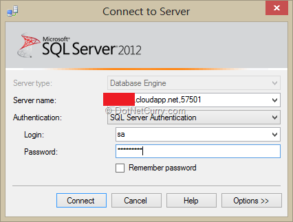 sqlconnect