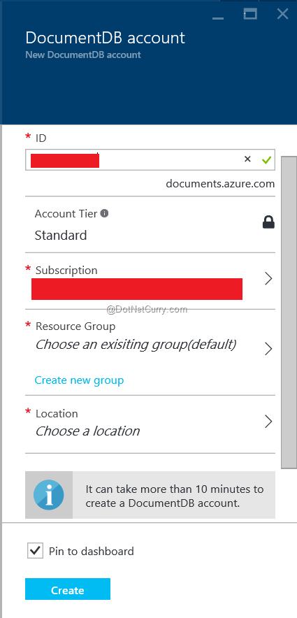 documentdb-account