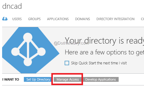 azure-active-manage