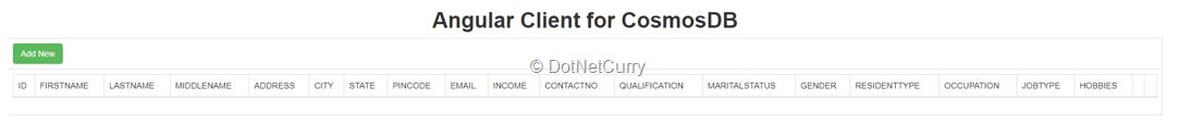 angular-client-cosmosdb
