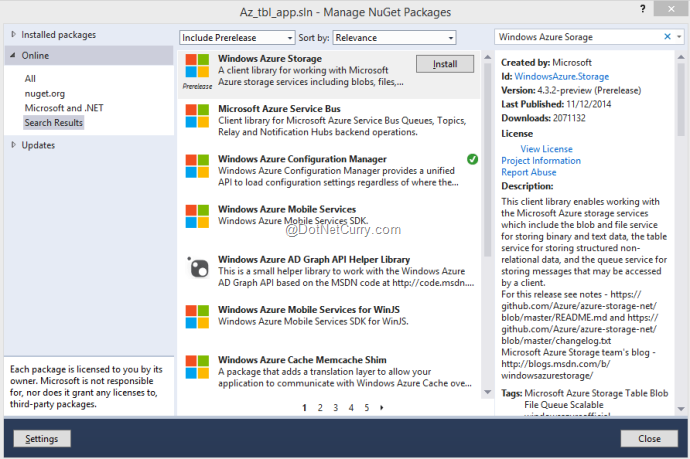 windows-azure-storage
