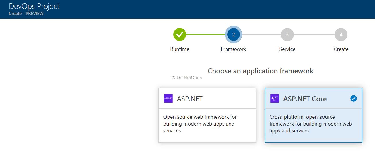 framework-selection