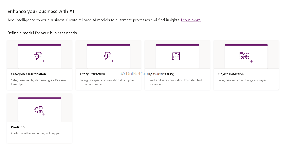 powerapps-ai-builder