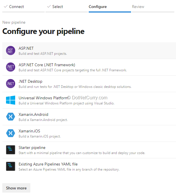 configure-azure-pipeline