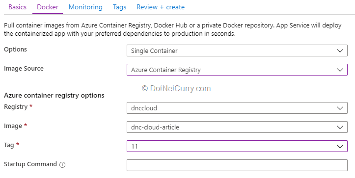 configure-image-web-app-containers