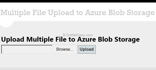 Uploading Multiple Files in Chunks from ASP NET MVC app to
