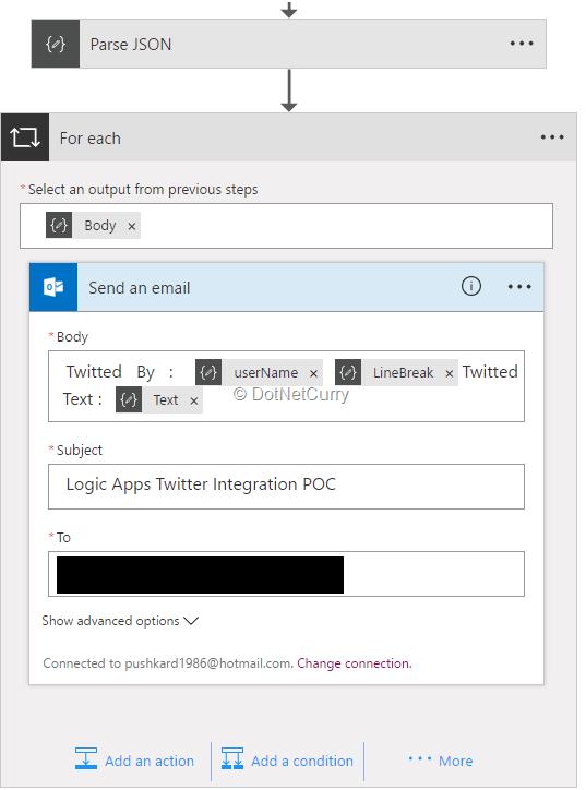 set-email-parameters