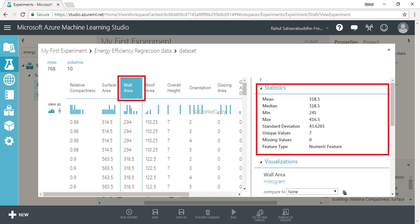 data-set-statistics