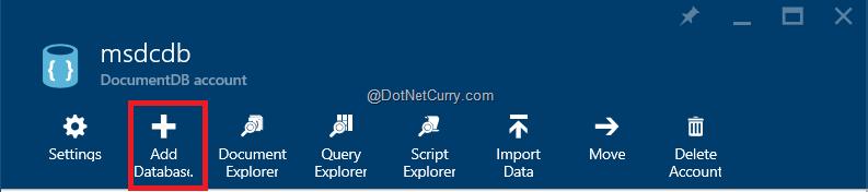 azure-add-database